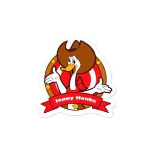 Jonny Honks Official Stickers