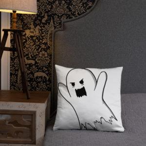 Ghostie Pillow