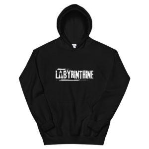 Unisex Labyrinthine Hoodie