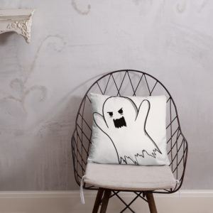 Ghostie Pillow