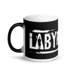 Labyrinthine Magic Mug